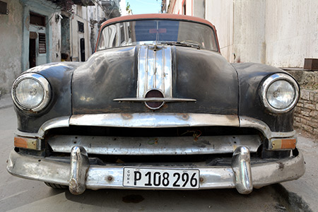 Black Car Havana