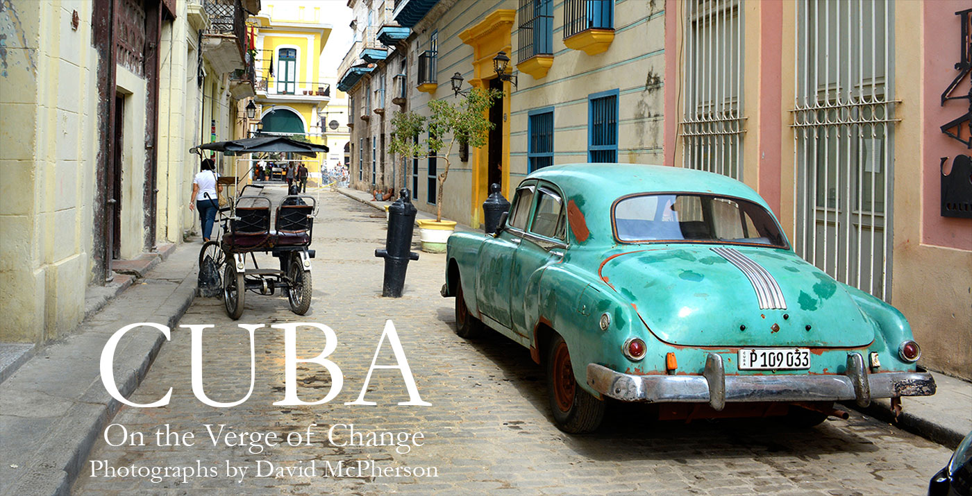 Cuba on the Verge of Change