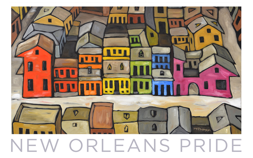 New Orleans Pride Poster