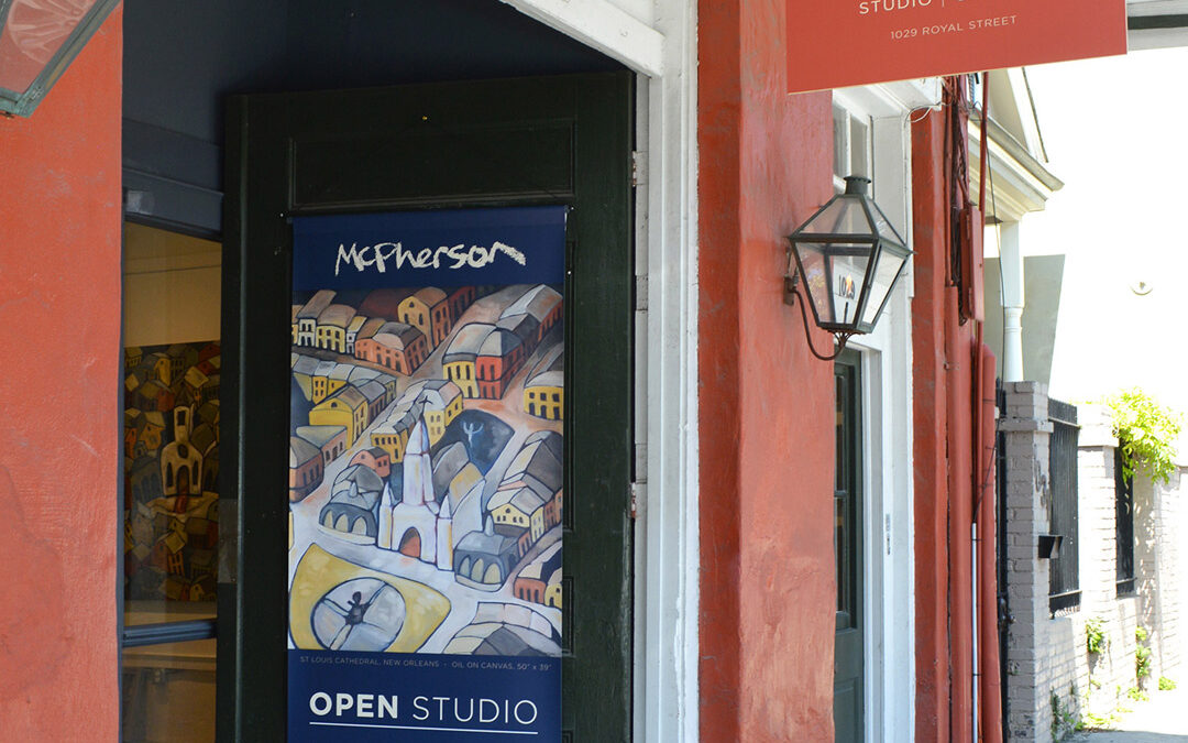 McPherson Open Studio